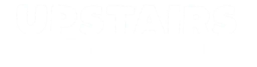 Upstairs at the Western Logo