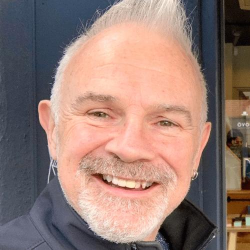 David Bell Headshot